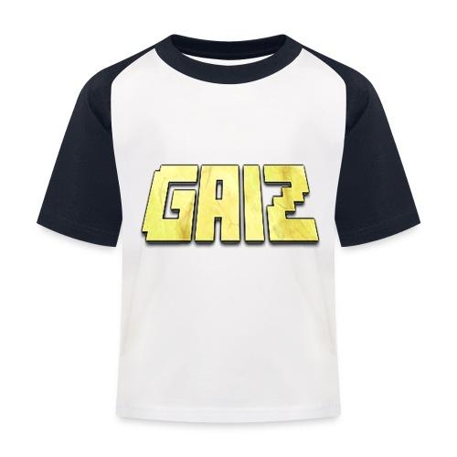 POw3r-gaiz bimbo - Maglietta da baseball per bambini