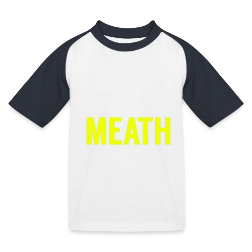 MEATH - Kids' Baseball T-Shirt