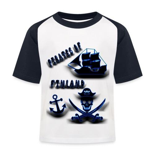 Pirates - Lasten pesäpallo  -t-paita