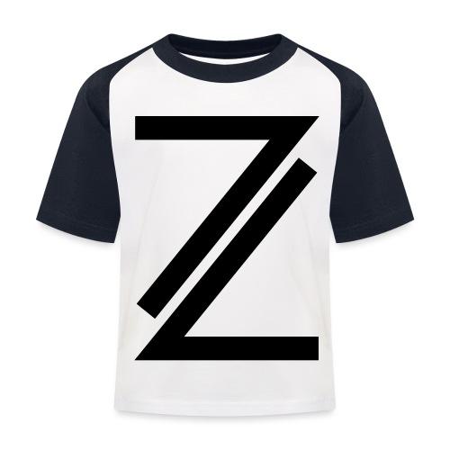 Z - Kids' Baseball T-Shirt