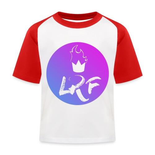 LRF rond - T-shirt baseball Enfant