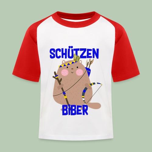 Schützenfest Biber Biberach Biberacher Schützen - Kinder Baseball T-Shirt