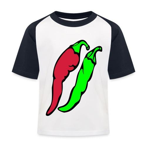 Chilli - Koszulka bejsbolowa dziecięca