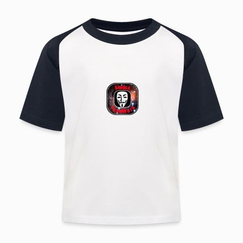 Always TeamWork - Kinderen baseball T-shirt