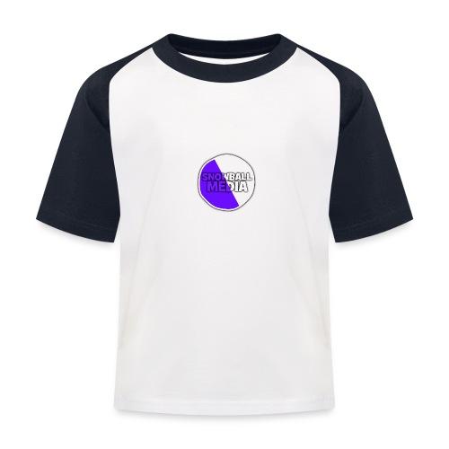 Snowball Media - Kids' Baseball T-Shirt