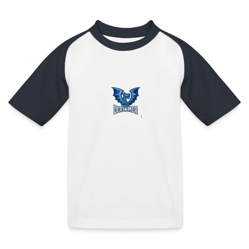 DerÖmer - Kinder Baseball T-Shirt