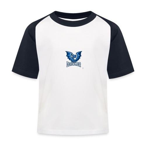 DerÖmer - Kinder Baseball T-Shirt