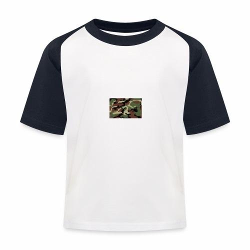 camu - Camiseta béisbol niño