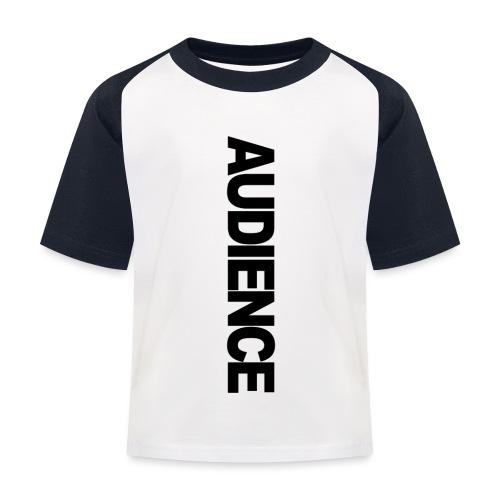 audienceiphonevertical - Kids' Baseball T-Shirt
