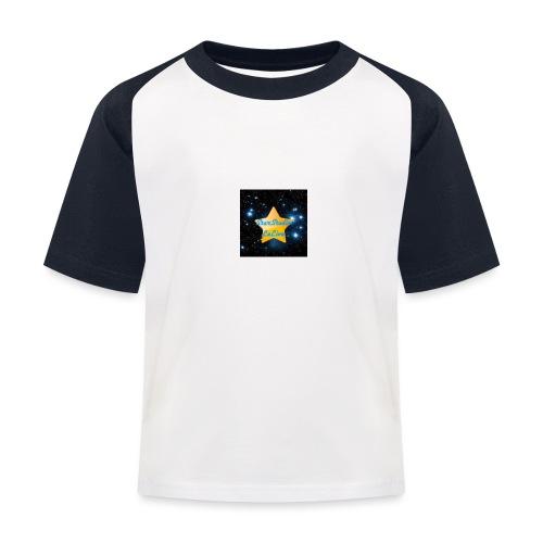 Logo Janvier-Juin 2017 de StarStudio LeLive ! - T-shirt baseball Enfant