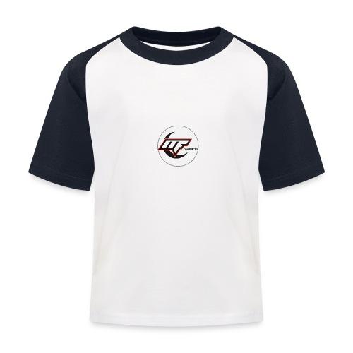 MFGaming Logo - Youtube - Baseball T-shirt til børn