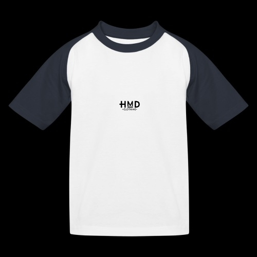 Hmd original logo - Kinderen baseball T-shirt