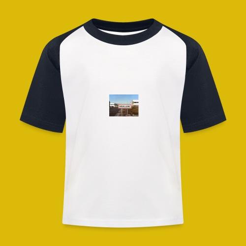 Evasion - T-shirt baseball Enfant