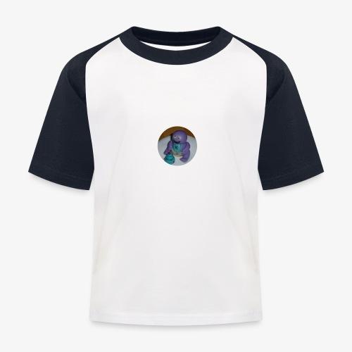 Kakkumonsteri - Lasten pesäpallo  -t-paita