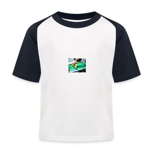 descarga - Camiseta béisbol niño