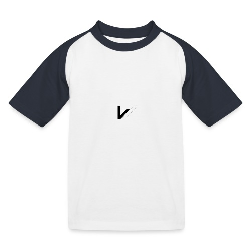W - T-shirt baseball Enfant