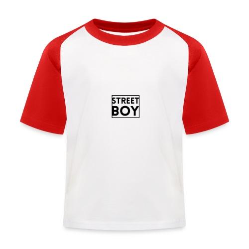 street boy - T-shirt baseball Enfant