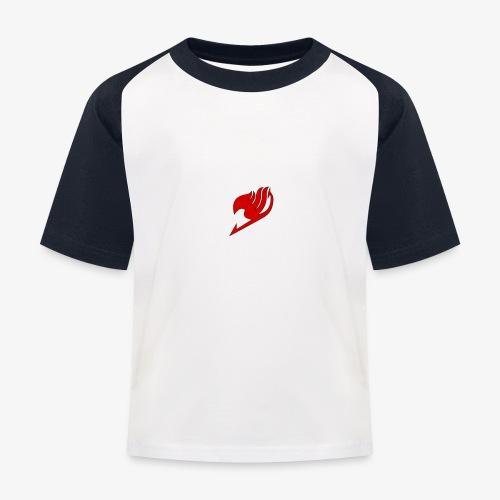 logo fairy tail - T-shirt baseball Enfant