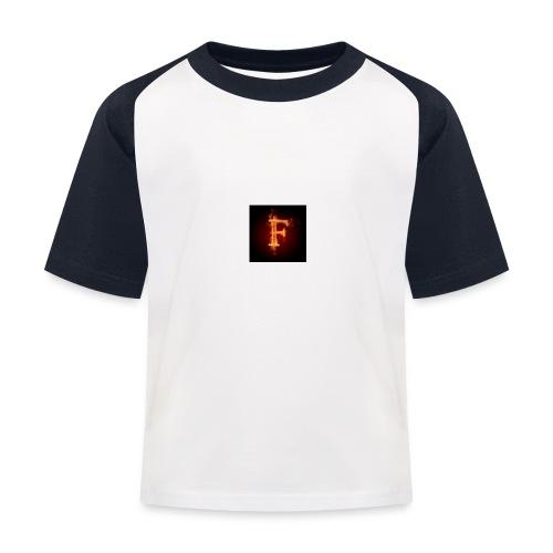 fadeprison bagtrammer - Baseball T-shirt til børn
