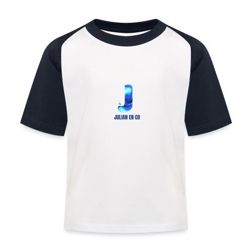 JULIAN EN CO MERCH - Kinderen baseball T-shirt