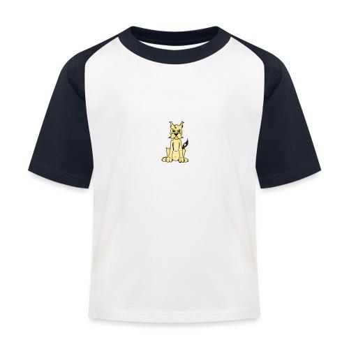 Simplement GRR - T-shirt baseball Enfant