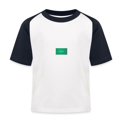 backgrounder - Kinder Baseball T-Shirt