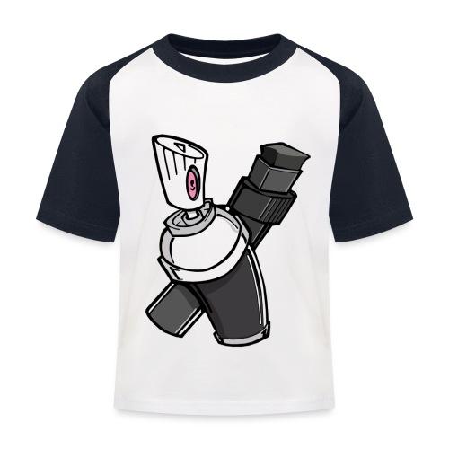Graffity - T-shirt baseball Enfant