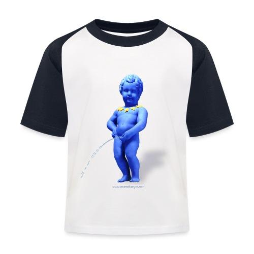 EUROPA mannekenpis ♀♂   Enfant - T-shirt baseball Enfant