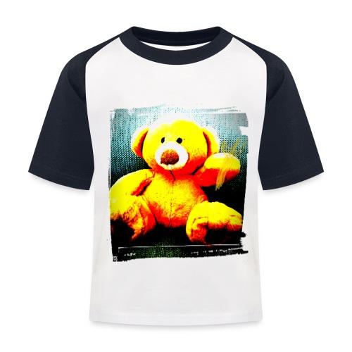 Teddy - Kinderen baseball T-shirt