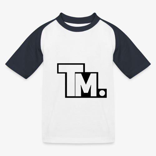 TM - TatyMaty Clothing - Kids' Baseball T-Shirt