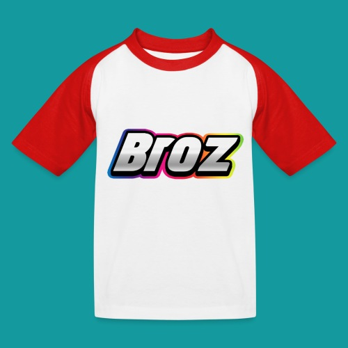 Broz - Kinderen baseball T-shirt