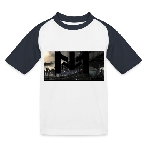 Mousta Zombie - T-shirt baseball Enfant