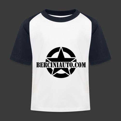 Stella RENEGADE Berciniauto - Maglietta da baseball per bambini
