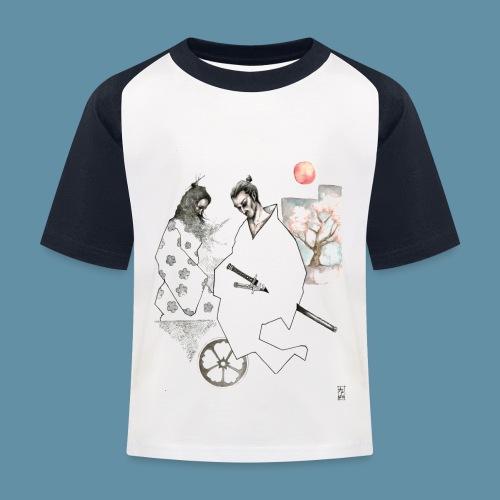 Samurai copia jpg - Maglietta da baseball per bambini