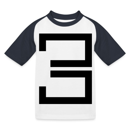 3 - Kids' Baseball T-Shirt