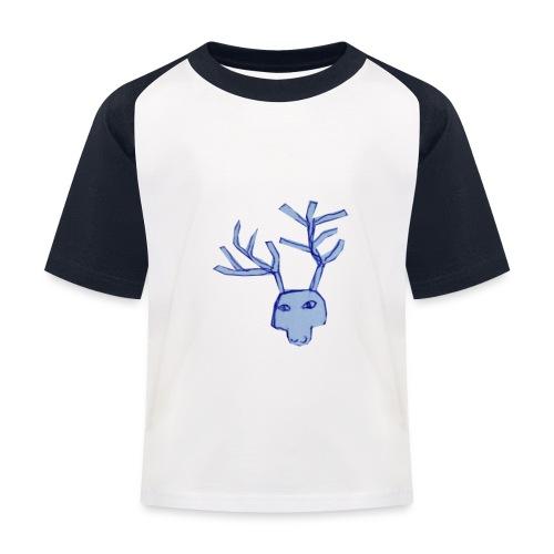 Jelen - Koszulka bejsbolowa dziecięca