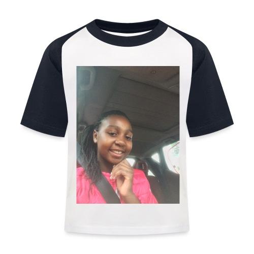 tee shirt personnalser par moi LeaFashonIndustri - T-shirt baseball Enfant