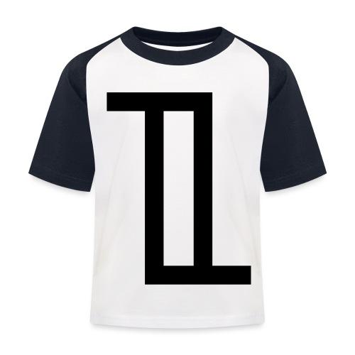 1 - Kids' Baseball T-Shirt