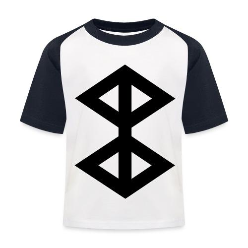 8 - Kids' Baseball T-Shirt