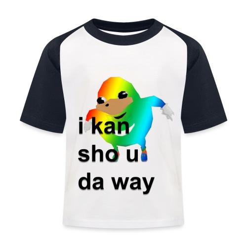 uganda - Lasten pesäpallo  -t-paita