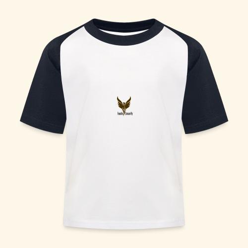feeniks logo - Lasten pesäpallo  -t-paita