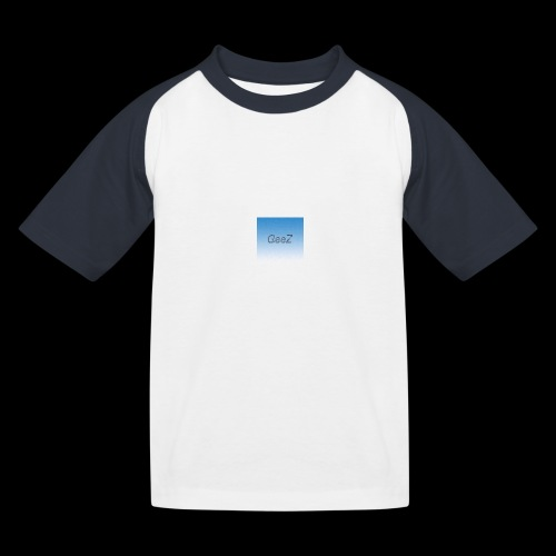 sky blue - Kids' Baseball T-Shirt