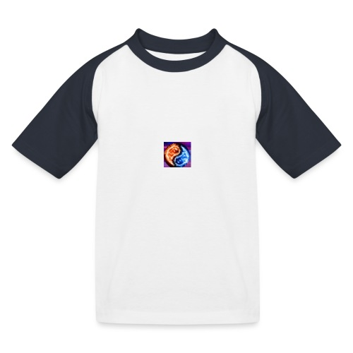 The flame - Kids' Baseball T-Shirt