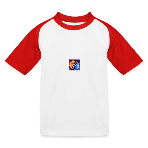 The flame - Kids' Baseball T-Shirt