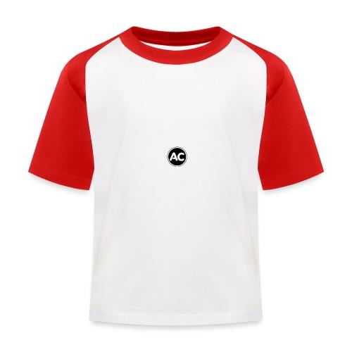 AC logo - Kids' Baseball T-Shirt