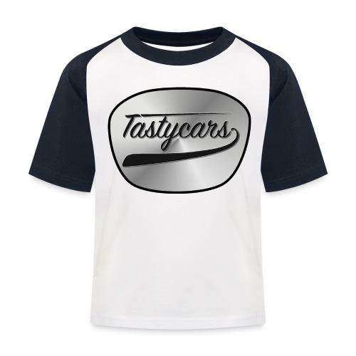 Logo de la marque Tastycars - T-shirt baseball Enfant