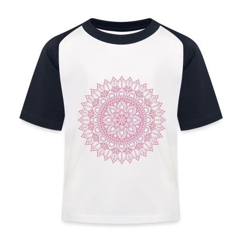 Mandala - Kids' Baseball T-Shirt