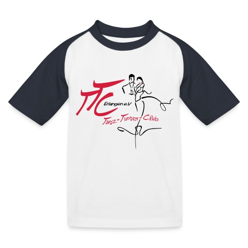 logottcoff - Kinder Baseball T-Shirt