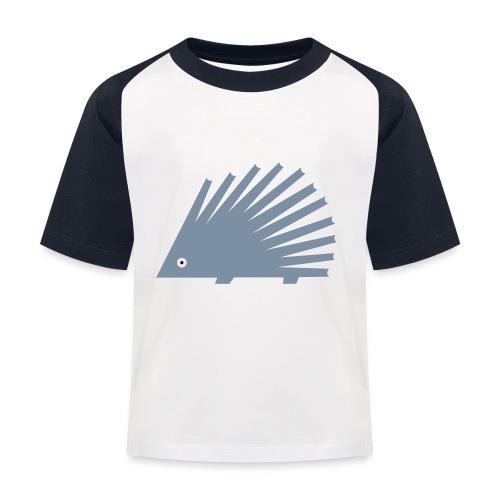 Hedgehog - Kids' Baseball T-Shirt