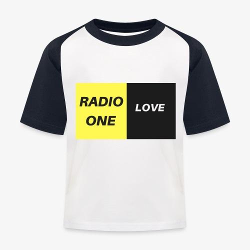 RADIO ONE LOVE - T-shirt baseball Enfant
